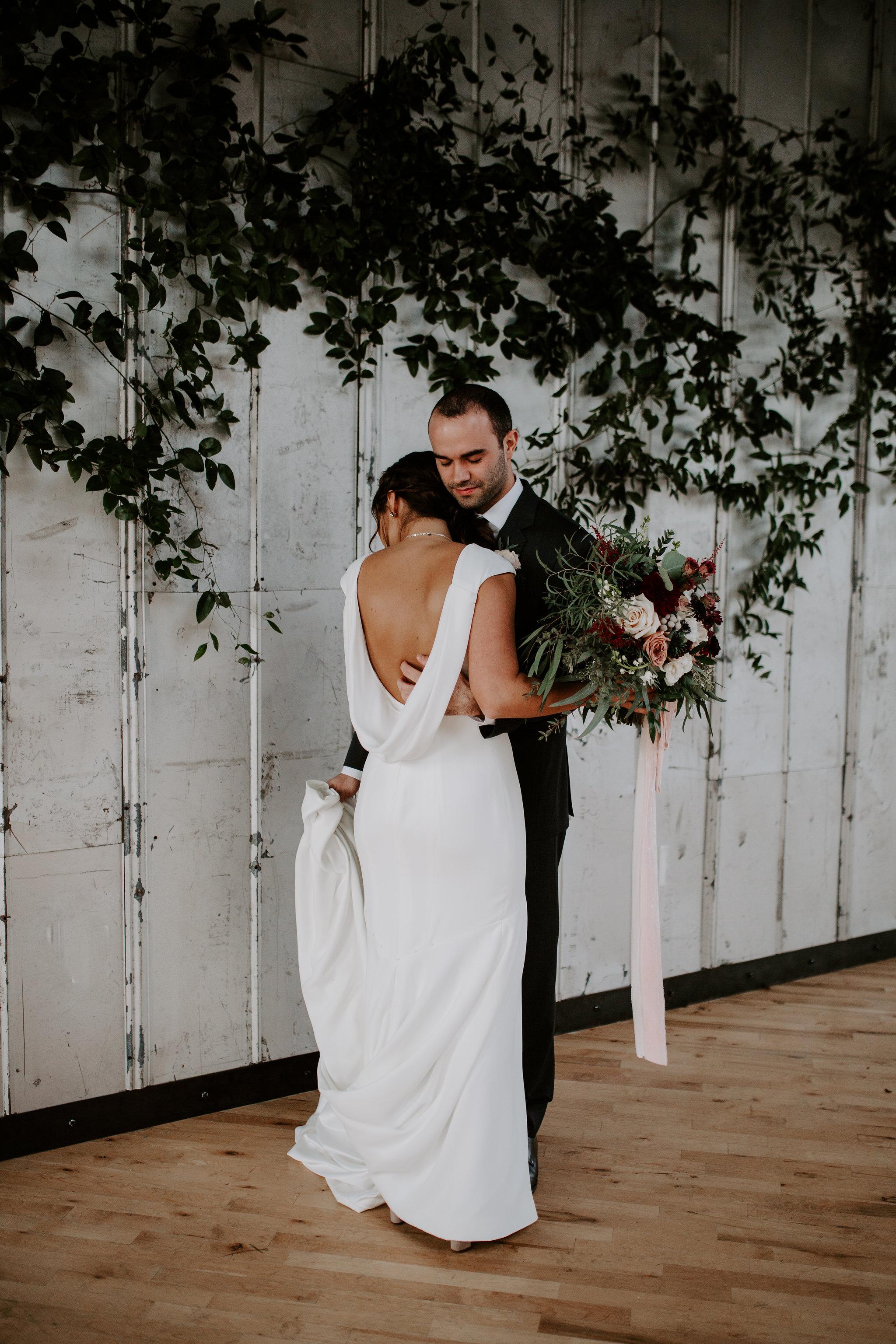 Minimalist Industrial Wedding A Griffin Events Mikayla Herrick DC534.jpg
