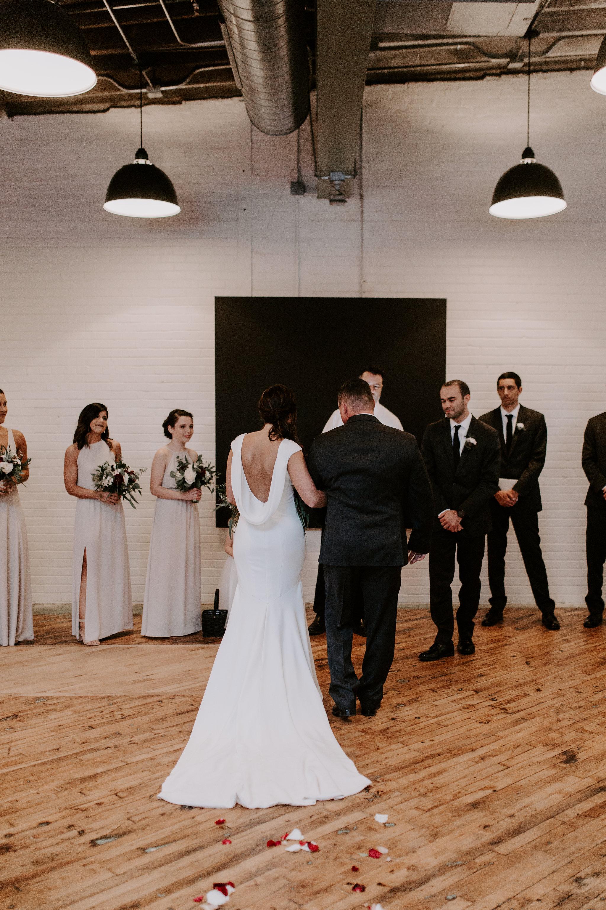 Minimalist Industrial Wedding A Griffin Events Mikayla Herrick DC572.jpg