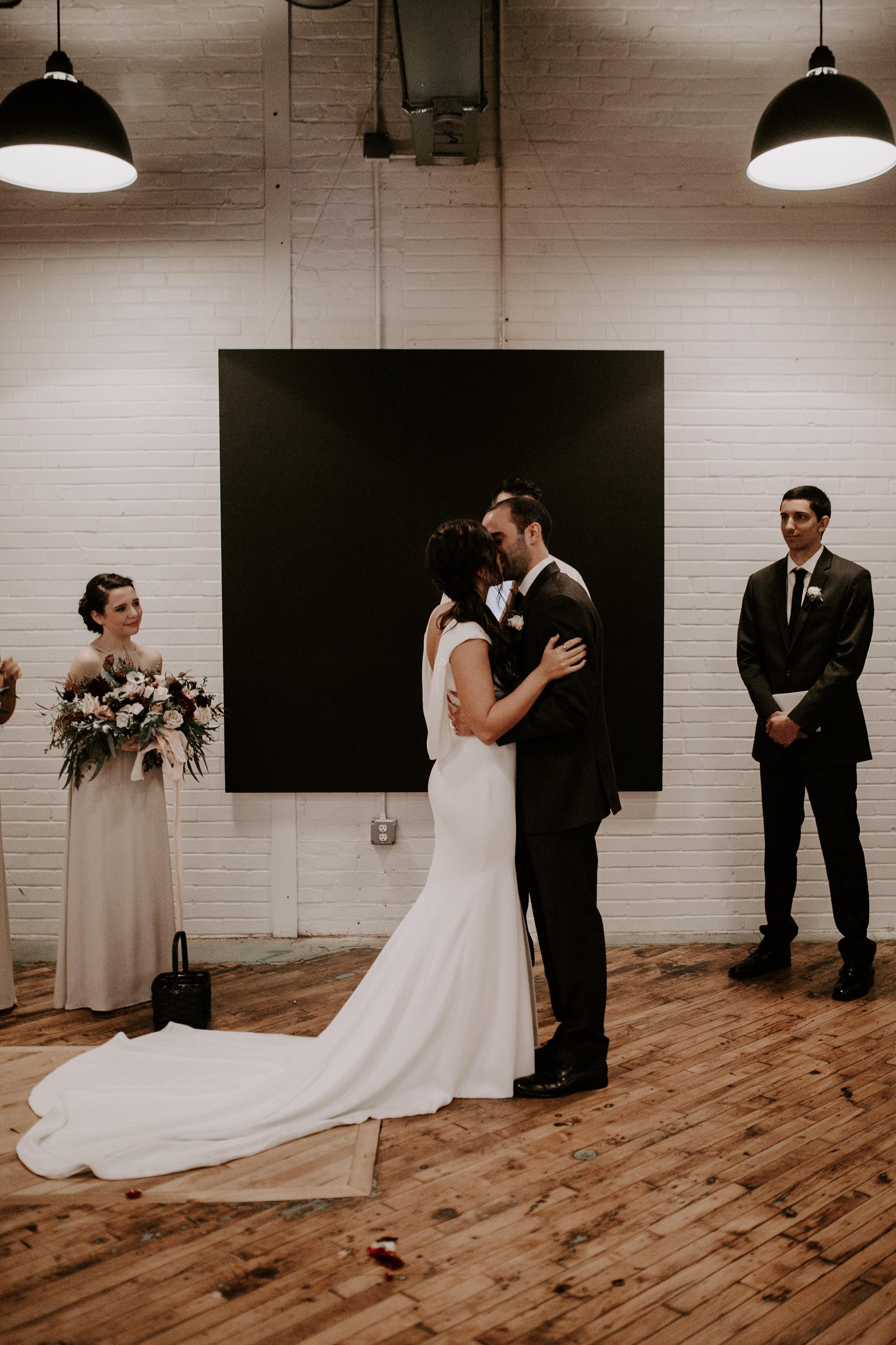 Minimalist Industrial Wedding A Griffin Events Mikayla Herrick DC578.jpg