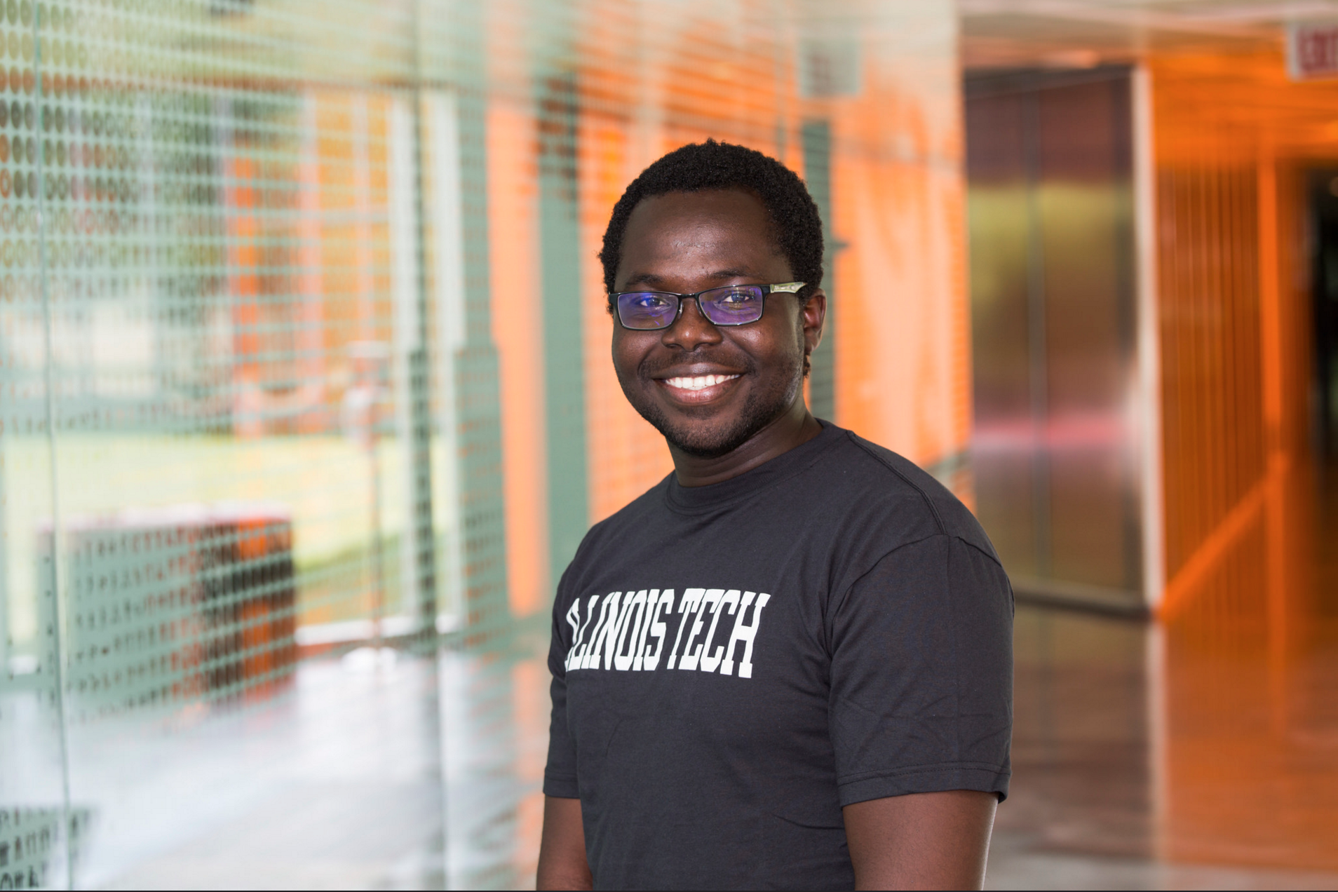 Emmanuel Klu, Webmaster