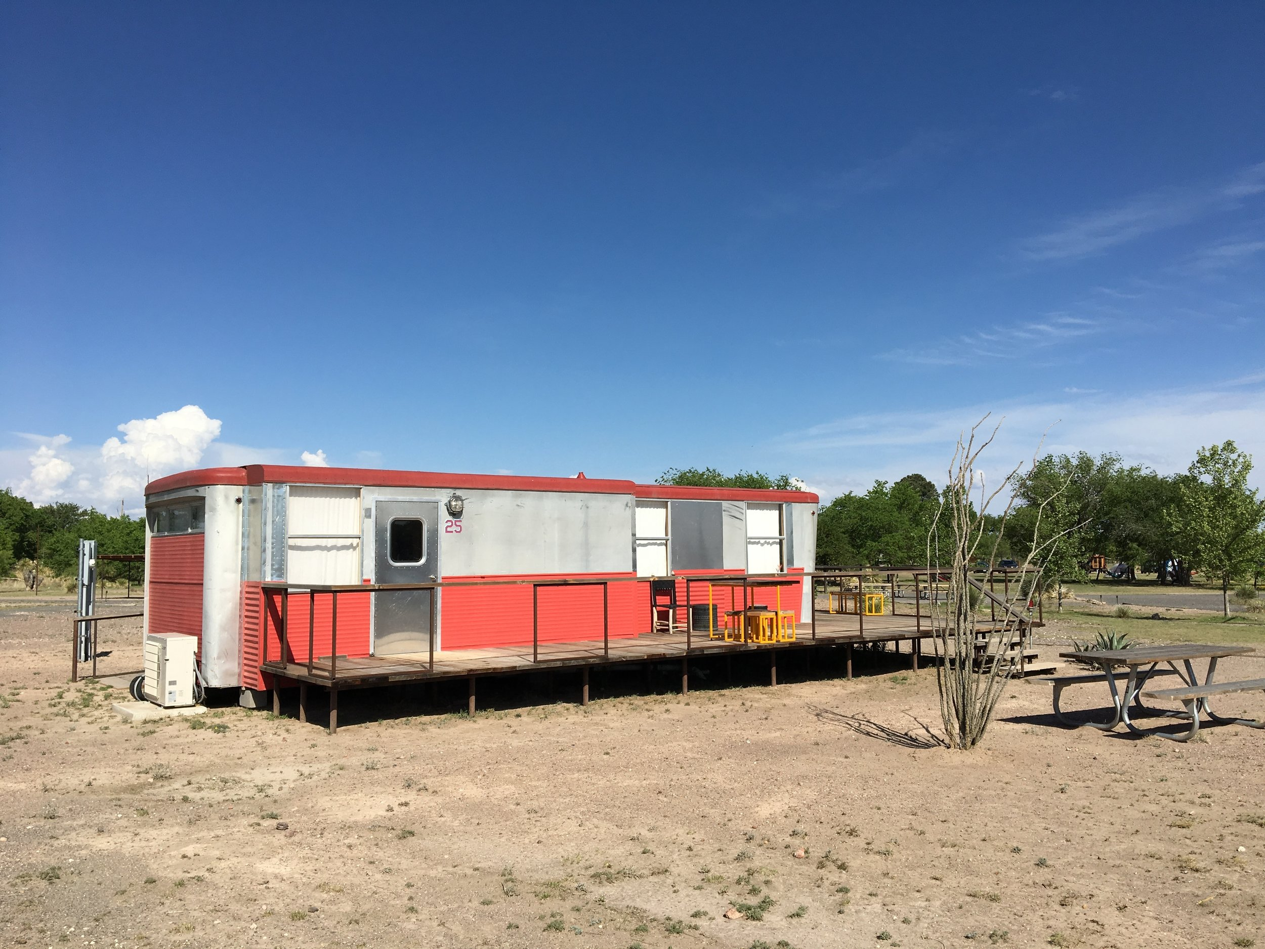 Accommodations in Marfa