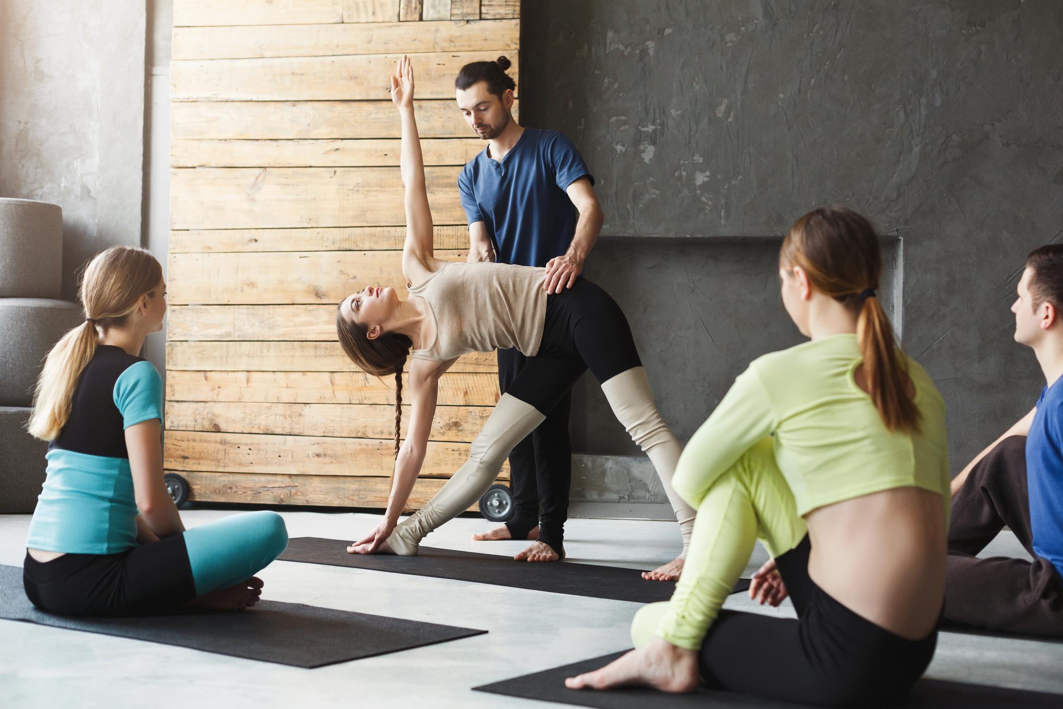 IIYS KC Yoga Therapy Program