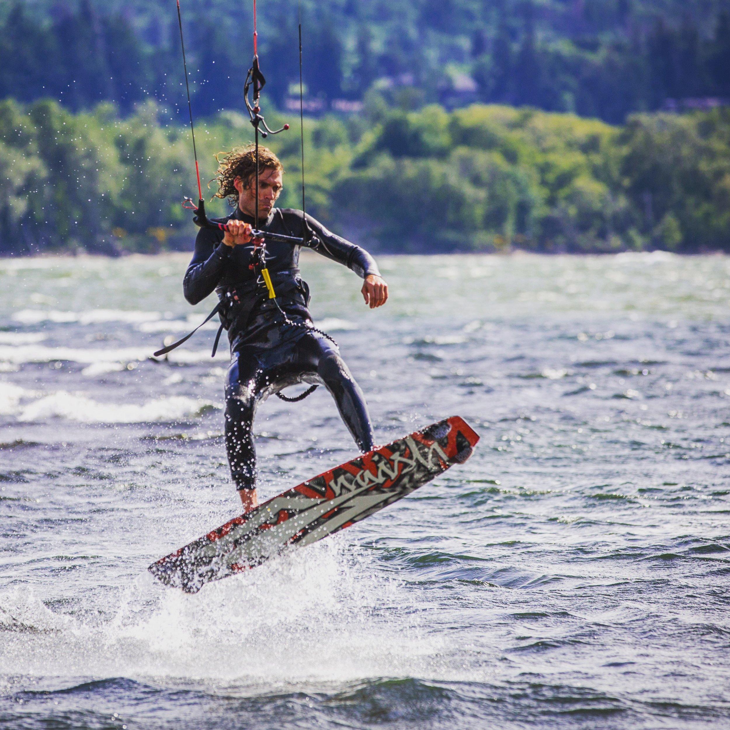 Bedrock Film Works - Kite Boarding