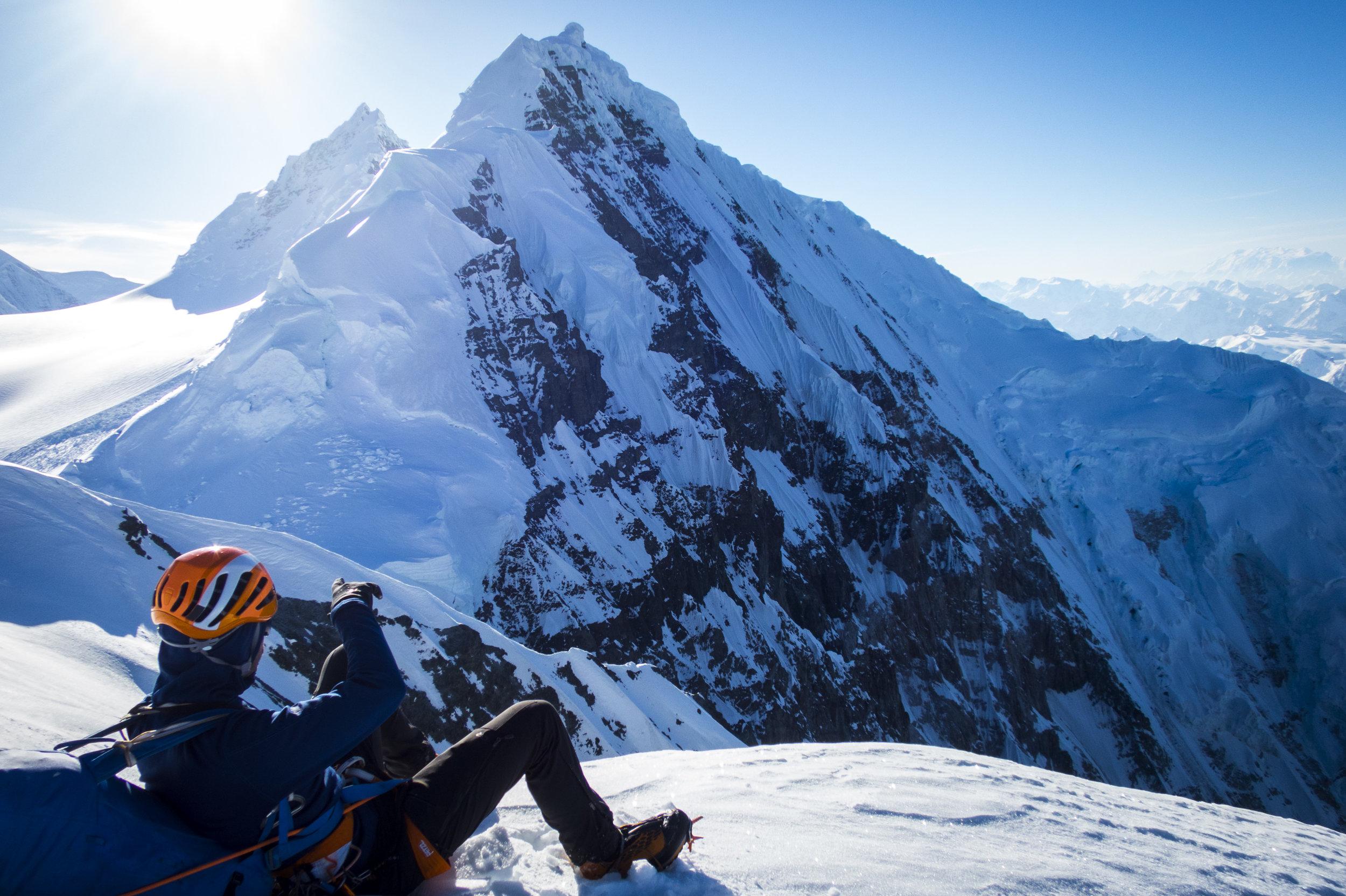 Bedrock Film Works - Climbing in Alaska