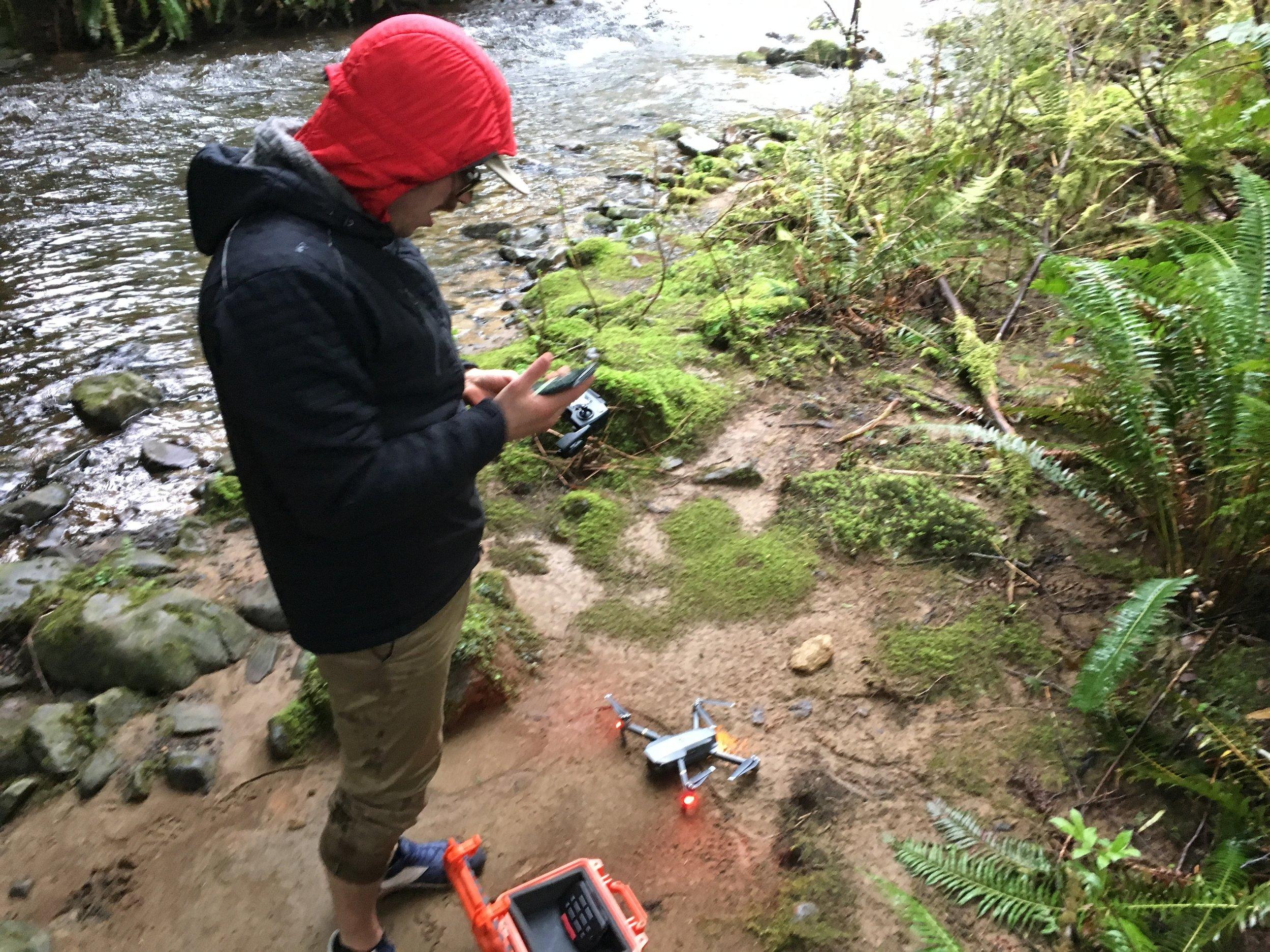 Bedrock Film Works - Drone