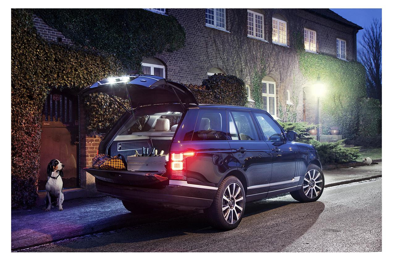 Range Rover / King Magazine
