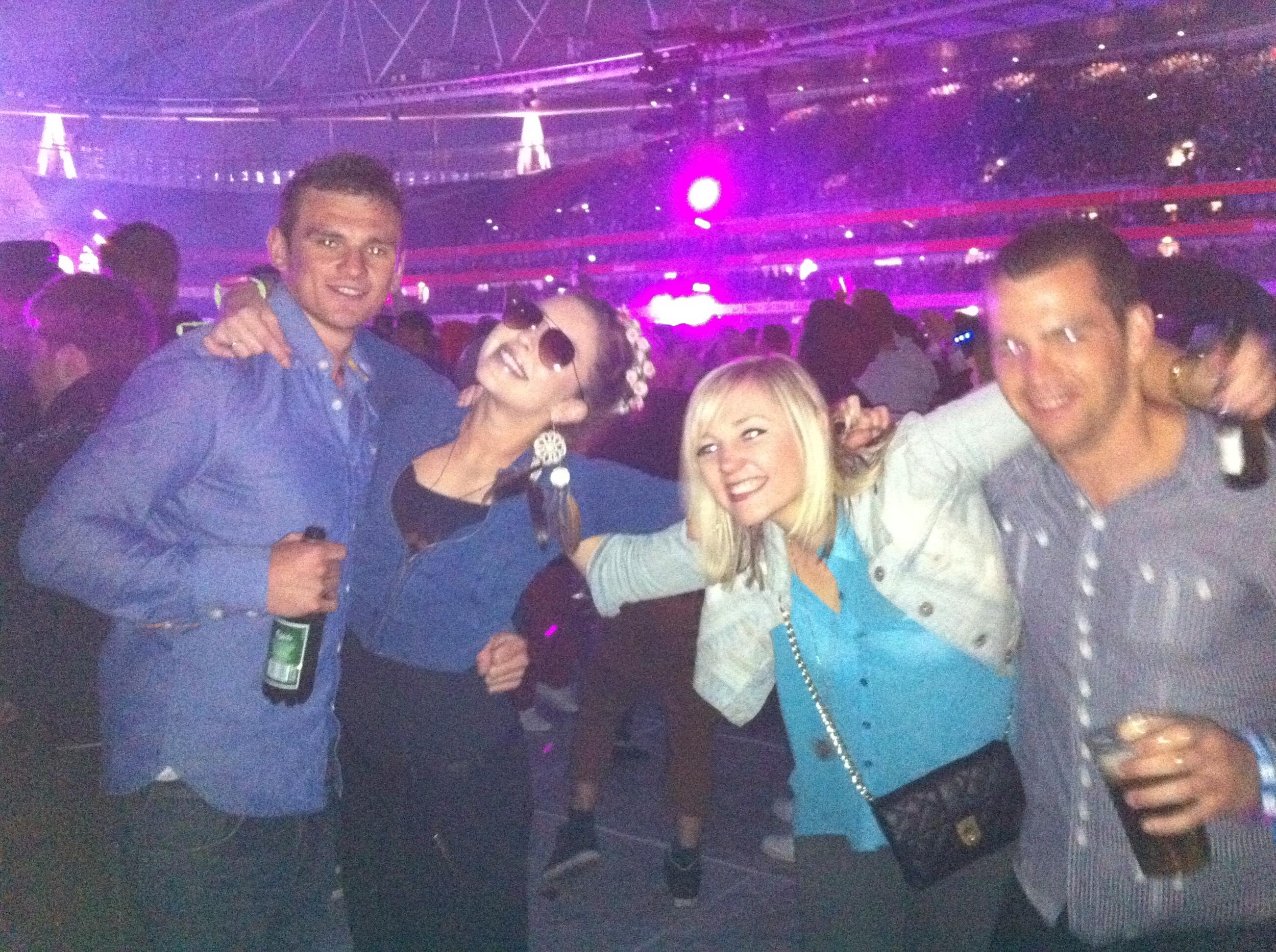 Coldplay @ O2 London