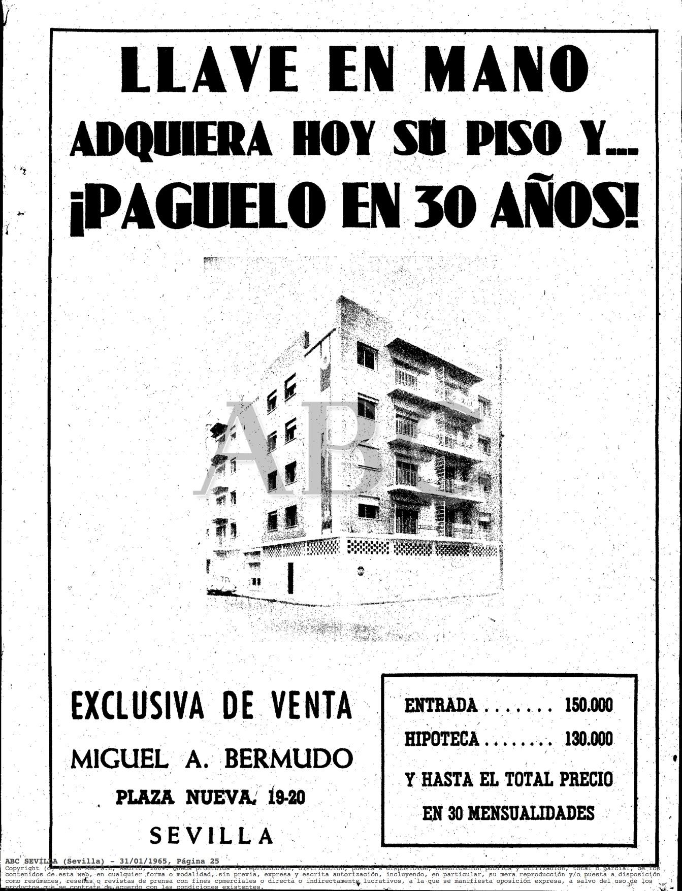 31 de Enero de 1965