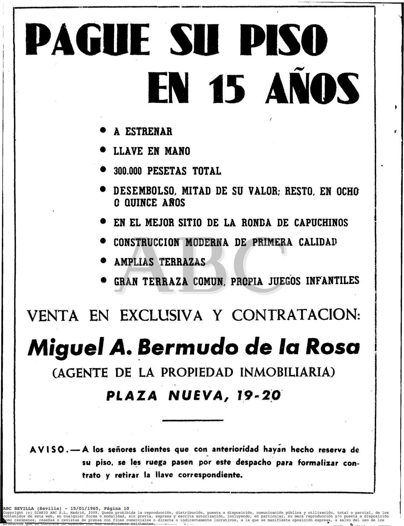 15 de Enero de 1965