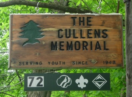 Cullen's youth association  allows reach to use their facility at no cost. they have been our summer camp home for several years and They are also the home to local boy scout troops. click on their picture to learn more!