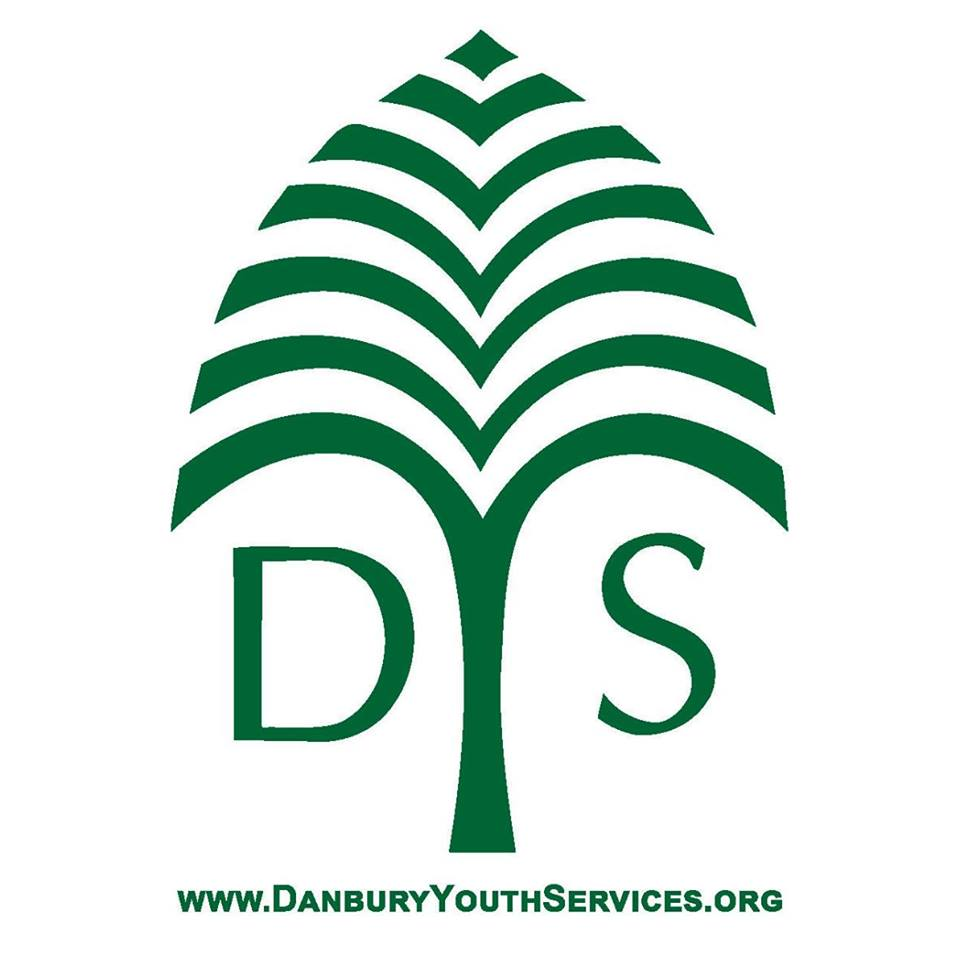 the mission of  danbury youth services  is to strengthen youth and families by supporting and fostering hope alongside teaching the skills necessary to lead positive and productive lives. click their logo to learn more!