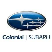 At   Colonial Subaru  , they are proud to serve Danbury, Waterbury, Norwalk, and Brewster, NY with an excellent selection of the latest Subaru vehicles, and an unwavering commitment to delivering an exceptional customer service experience. They have been a huge support to reach…please click the logo to learn more!