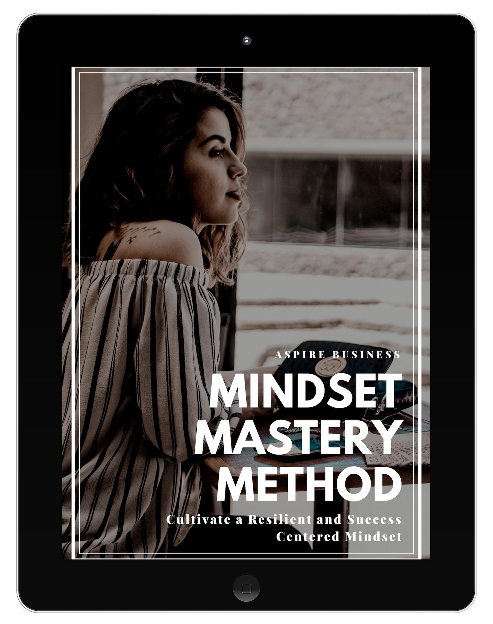 Mindset Mastery Method
