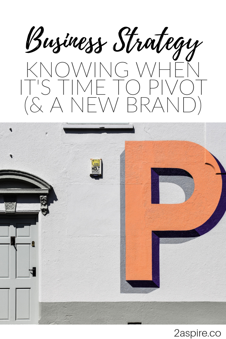 Knowing When To Pivot