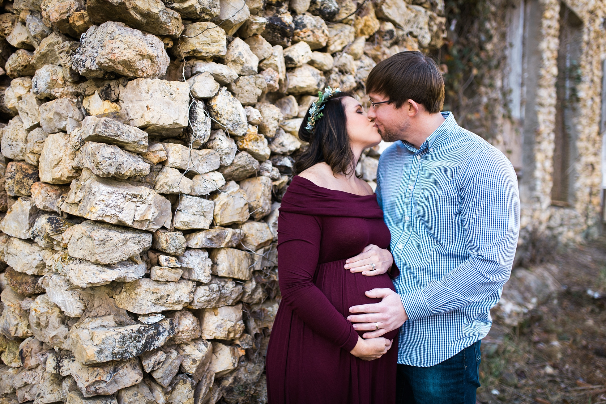 LUNSFORD MATERNITY | SPRINGVILLE, AL | LAURA WILKERSON PHOTOGRAPHY