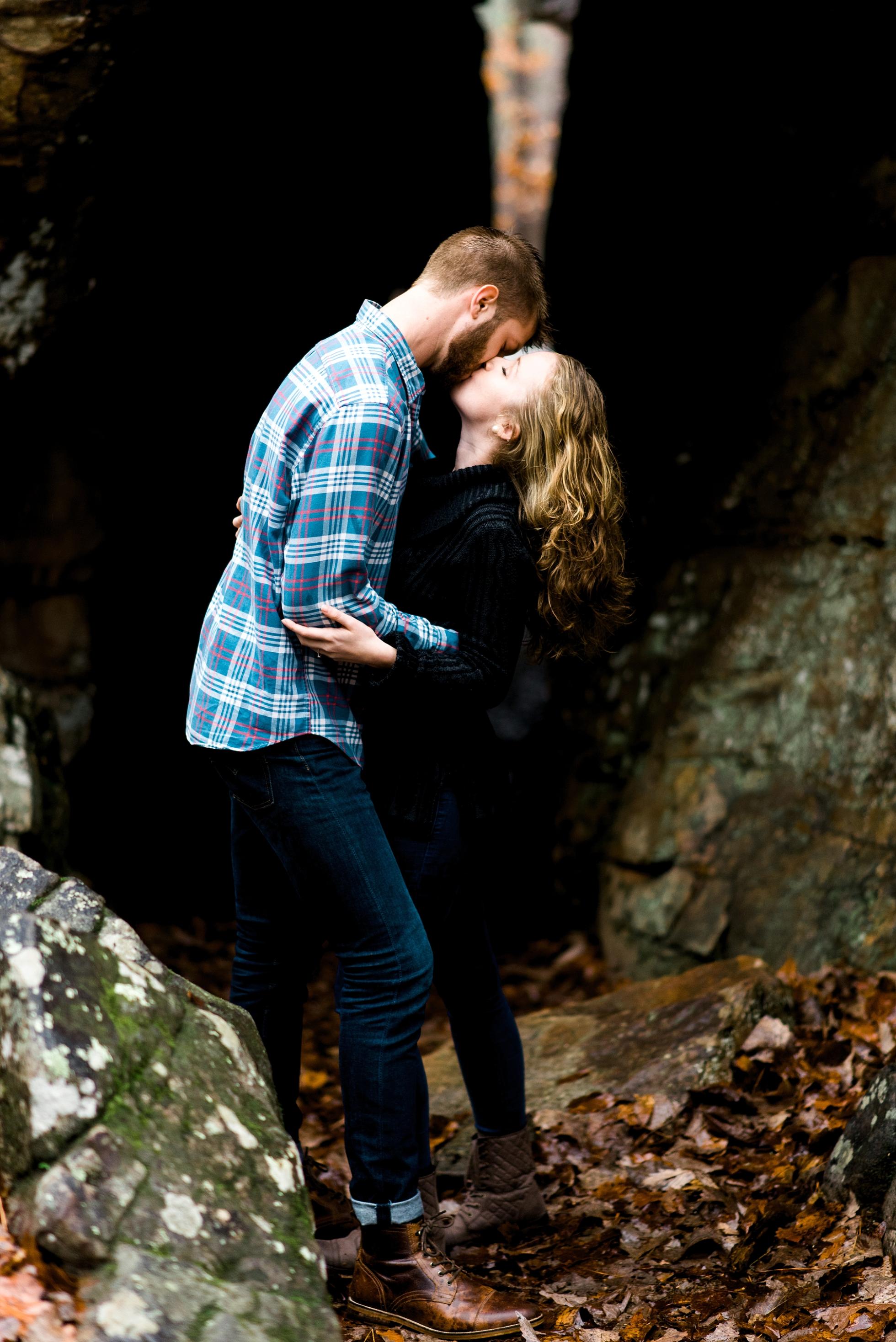 Sam & Sarah   A Moss Rock Preserve Engagement