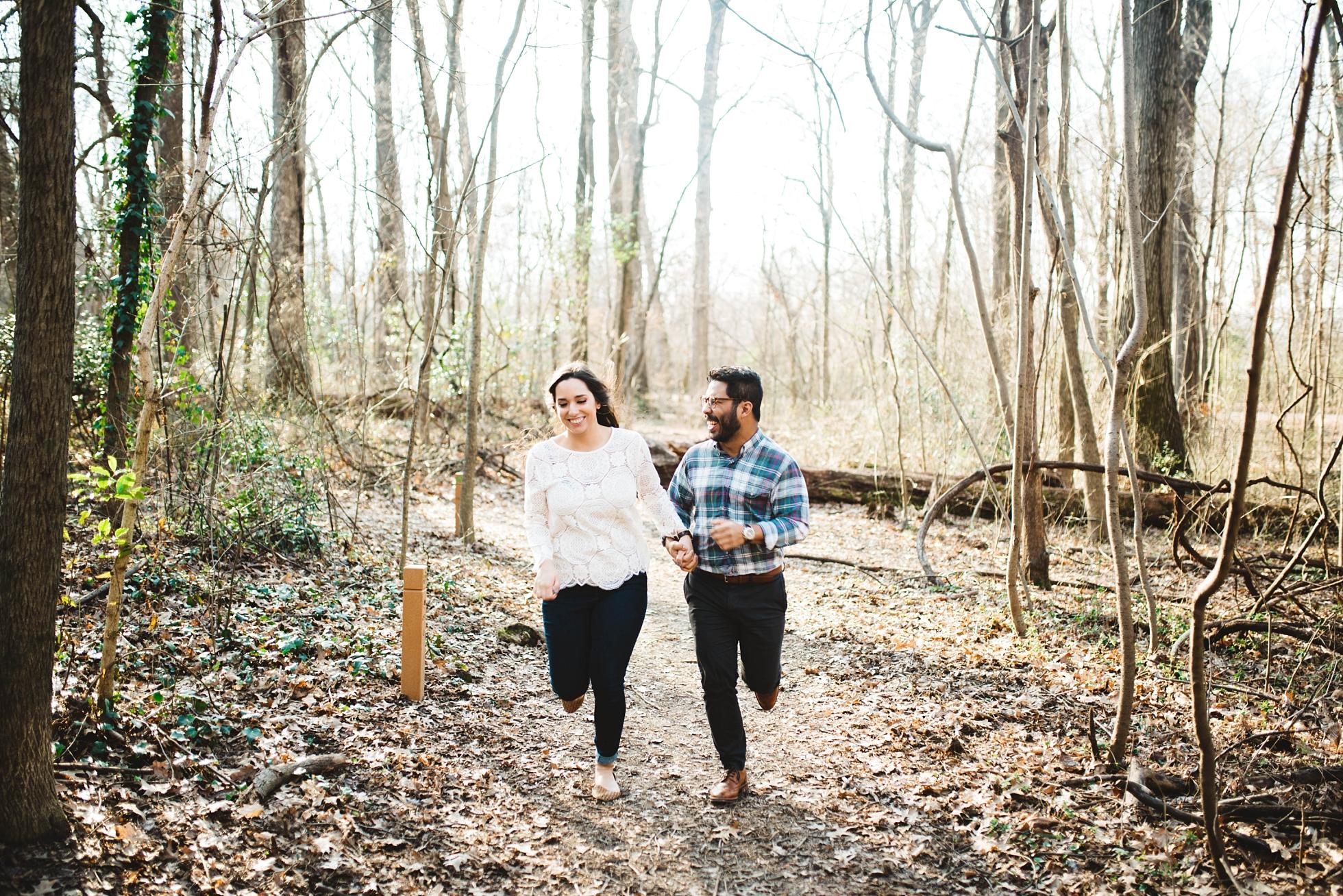 Overton Park | Downtown Memphis Engagement | Taylor & Alli