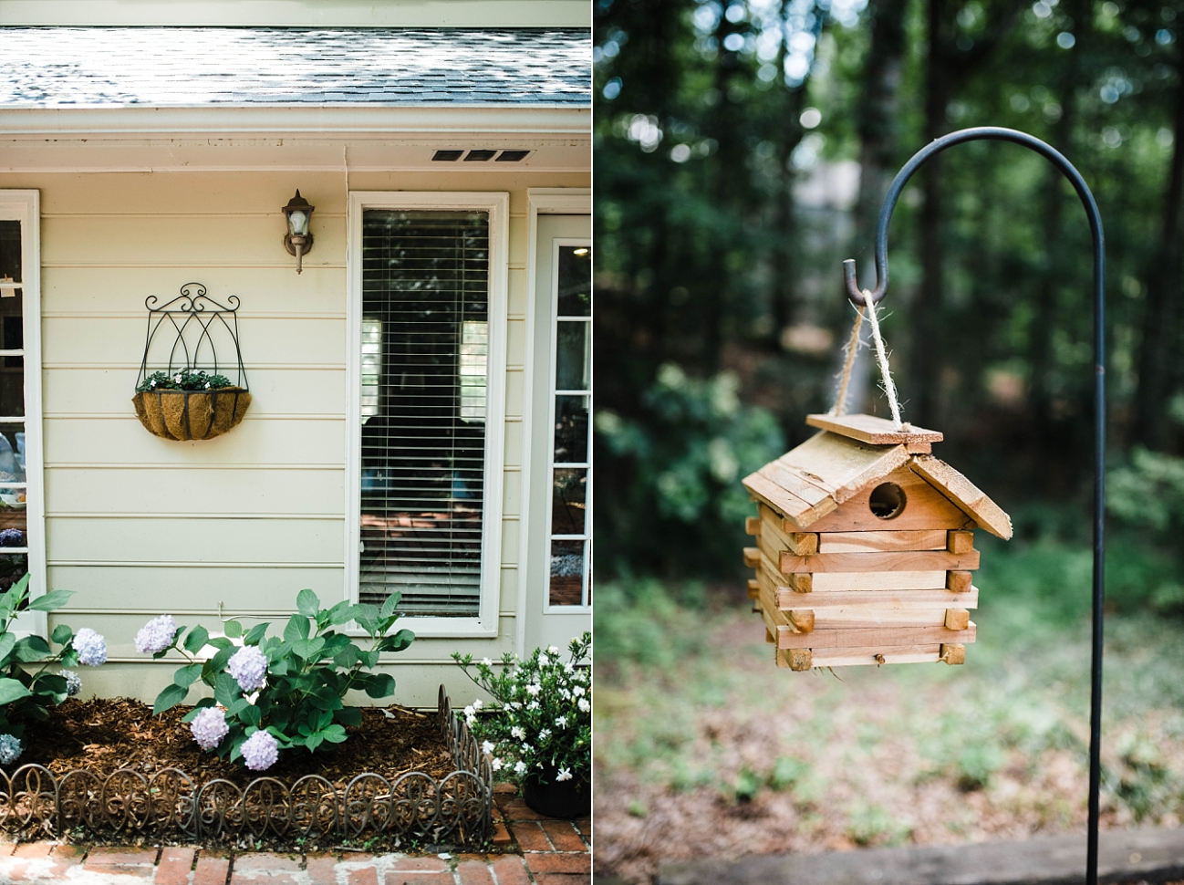 AN INTIMATE BACKYARD BIRMINGHAM WEDDING | NATE & MEGAN BUSH | LAURA WILKERSON PHOTOGRAPHY