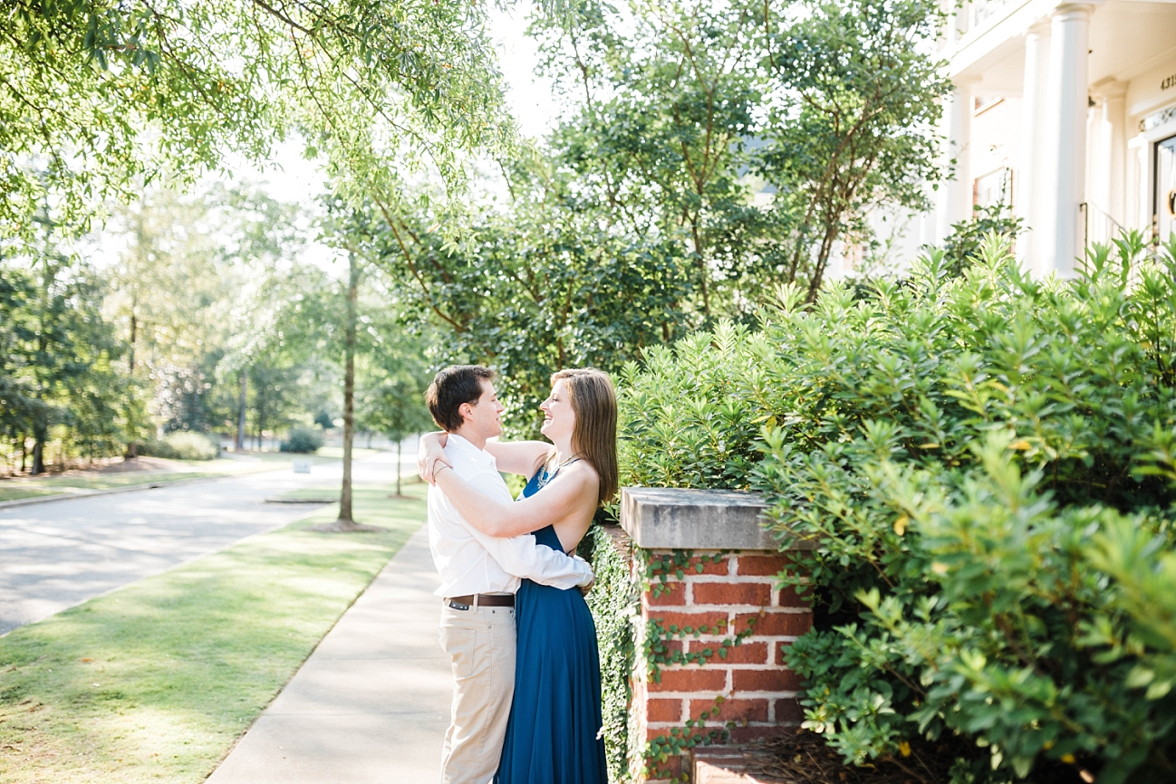 KEVIN & ALYSSA | AN OUTDOOR ENGAGEMENT SESSION