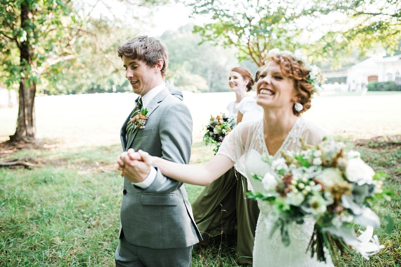 AUTUMN WEDDING AT THE SONNET HOUSE | SHANE & LEIGH