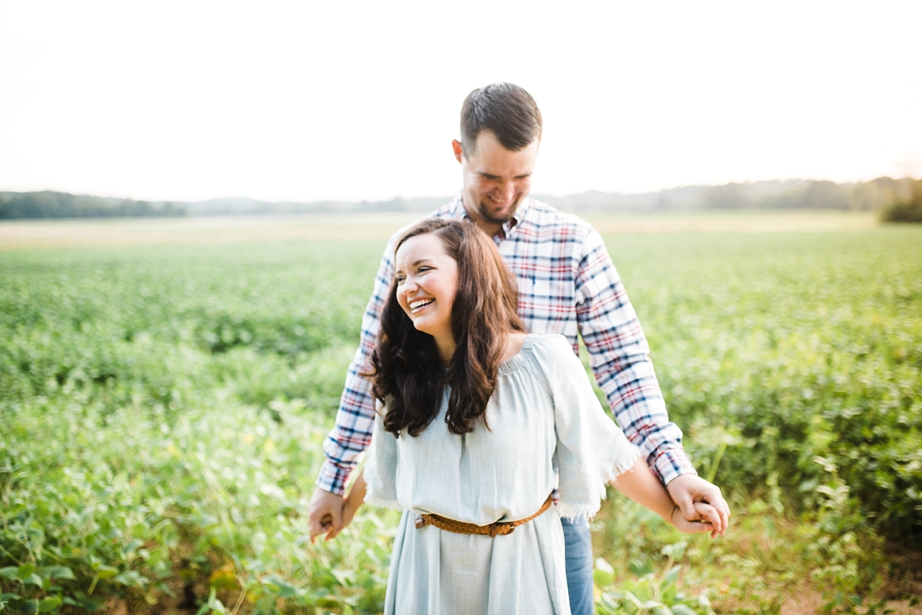 AUSTIN & TAYLOR | ENGAGEMENT SESSION | HEFLIN, AL