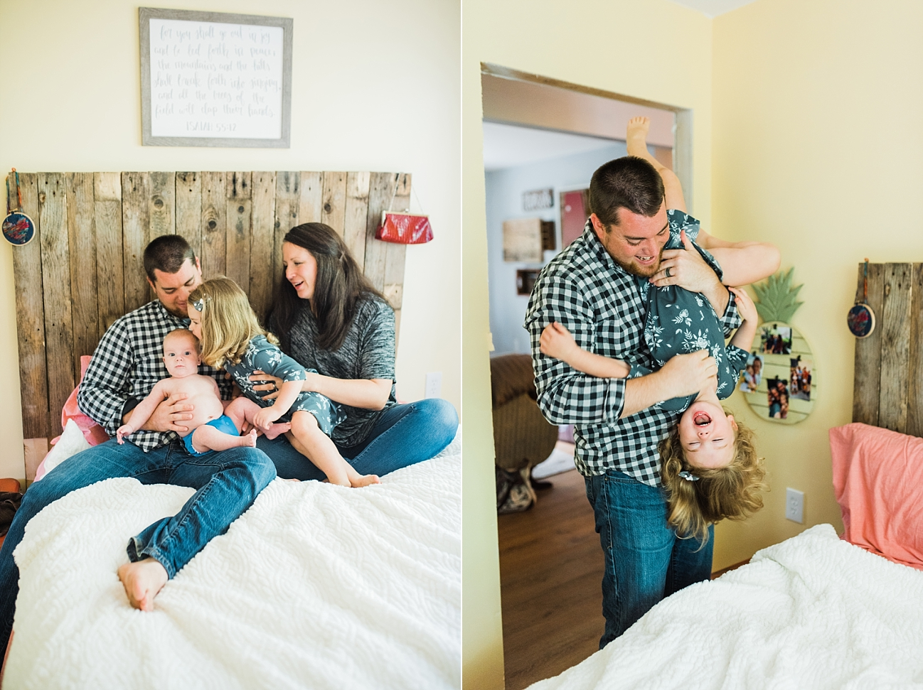 PARISH FAMILY | FAMILY LIFESTYLE SESSION | TUSCALOOSA, AL
