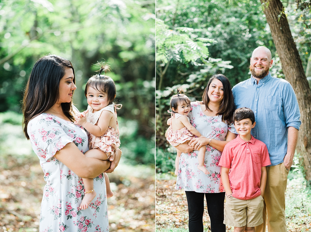 ALLEN FAMILY | OUTDOOR FAMILY SESSION IN SPRINGVILLE, AL