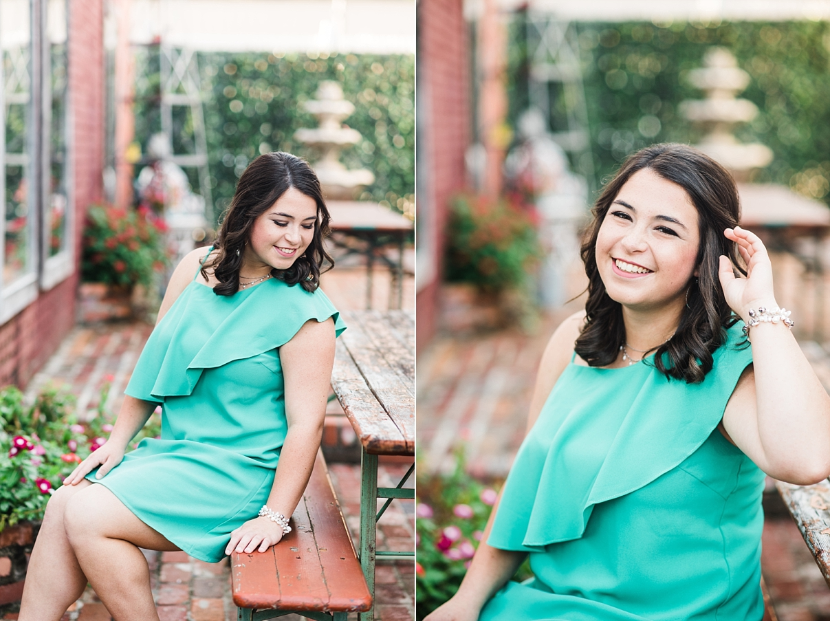 LYDIA COWLEY | SENIOR PORTRAITS IN SPRINGVILLE, AL | LAURA WILKERSON PHOTOGRAPHY| NICHOLS NOOK AND HBI SALON