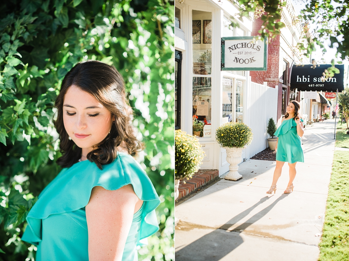 LYDIA COWLEY | SENIOR PORTRAITS IN SPRINGVILLE, AL