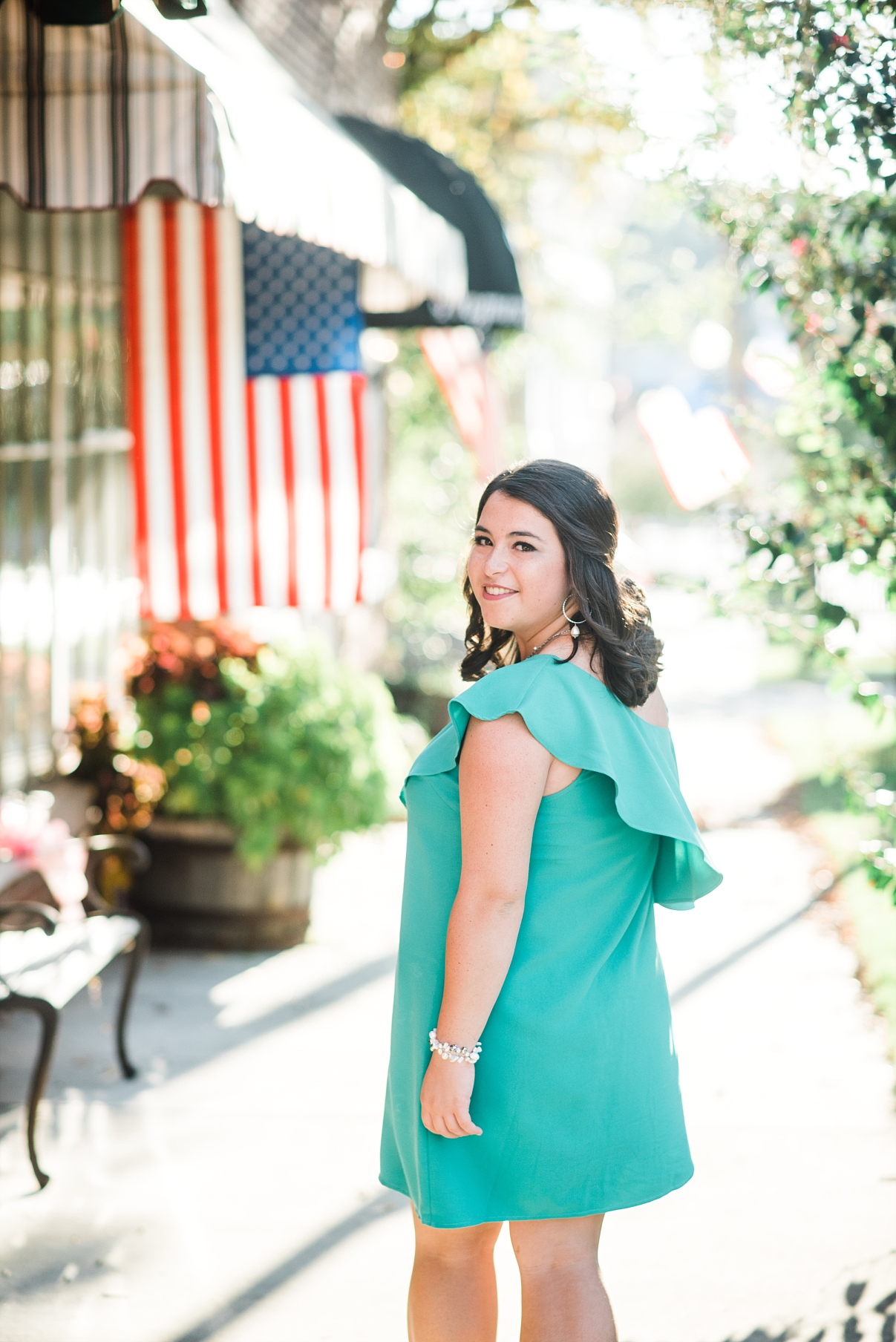 LYDIA COWLEY | SENIOR PORTRAITS IN SPRINGVILLE, AL | LAURA WILKERSON PHOTOGRAPHY| NICHOLS NOOK