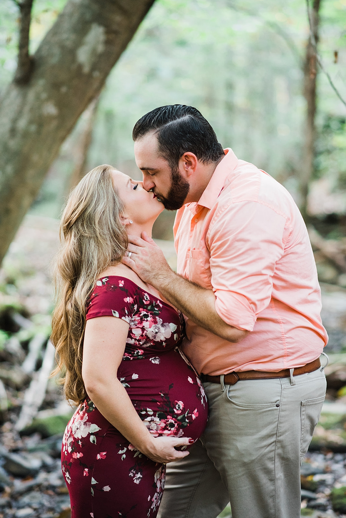 STEFANY & JACOB | KEISLER MATERNITY SESSION IN ALABAMA | MATERNITY SESSION IN CREEK