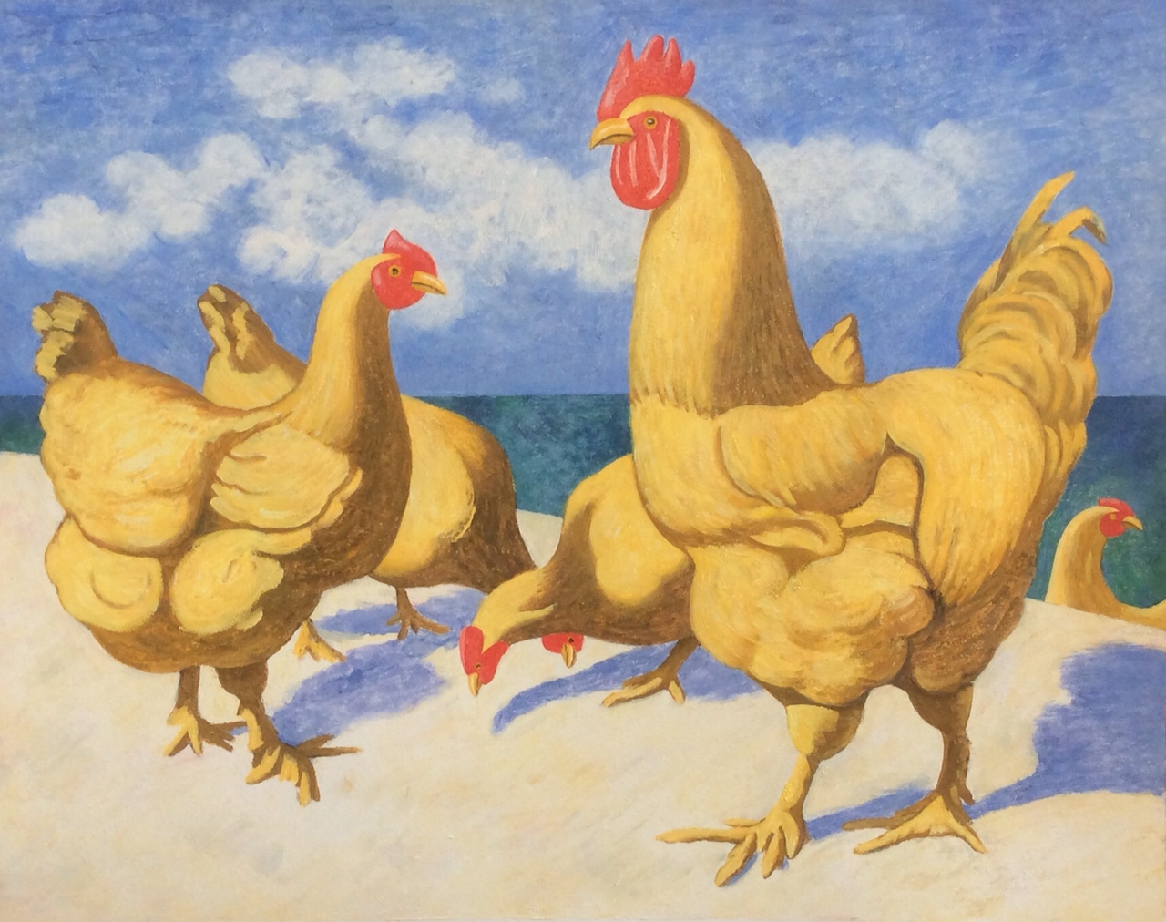 Chicken Beach