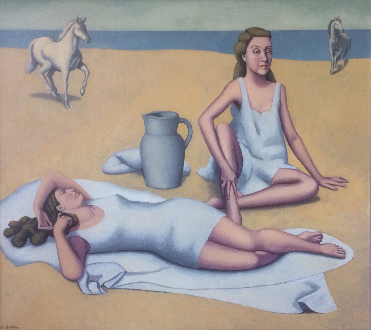 Women and Horses