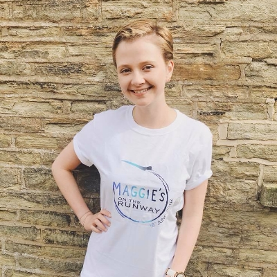 MEGAN SMITH - Meg was diagnosed with Hogkins Lymphoma during her final year at university.  She responded well to treatment and is now ready to take on new challenges.