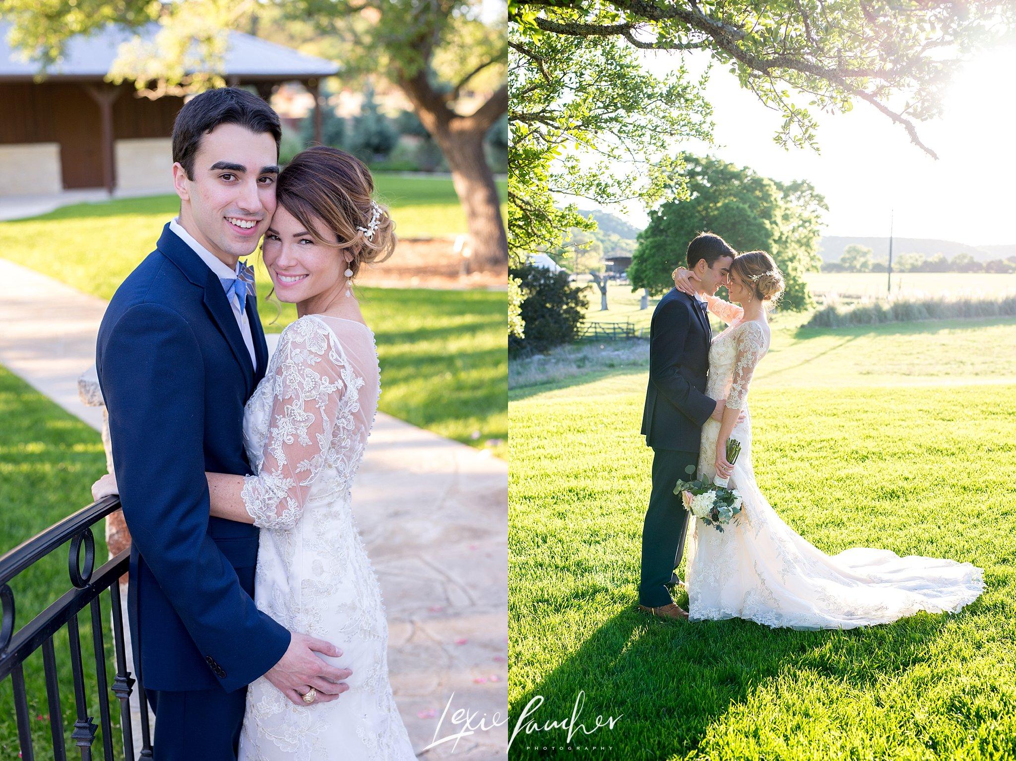 North Texas wedding photographer