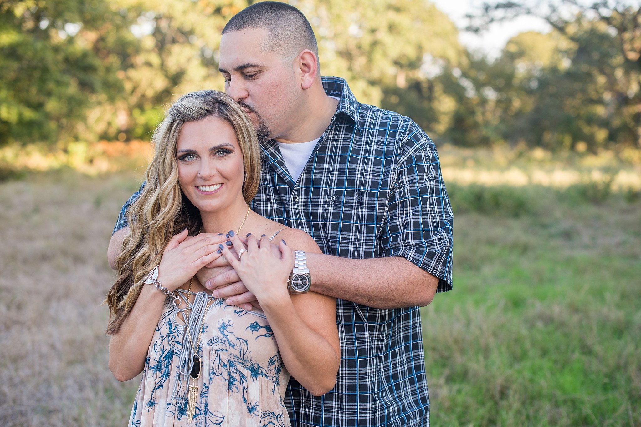 Bob Jones Engagement Session