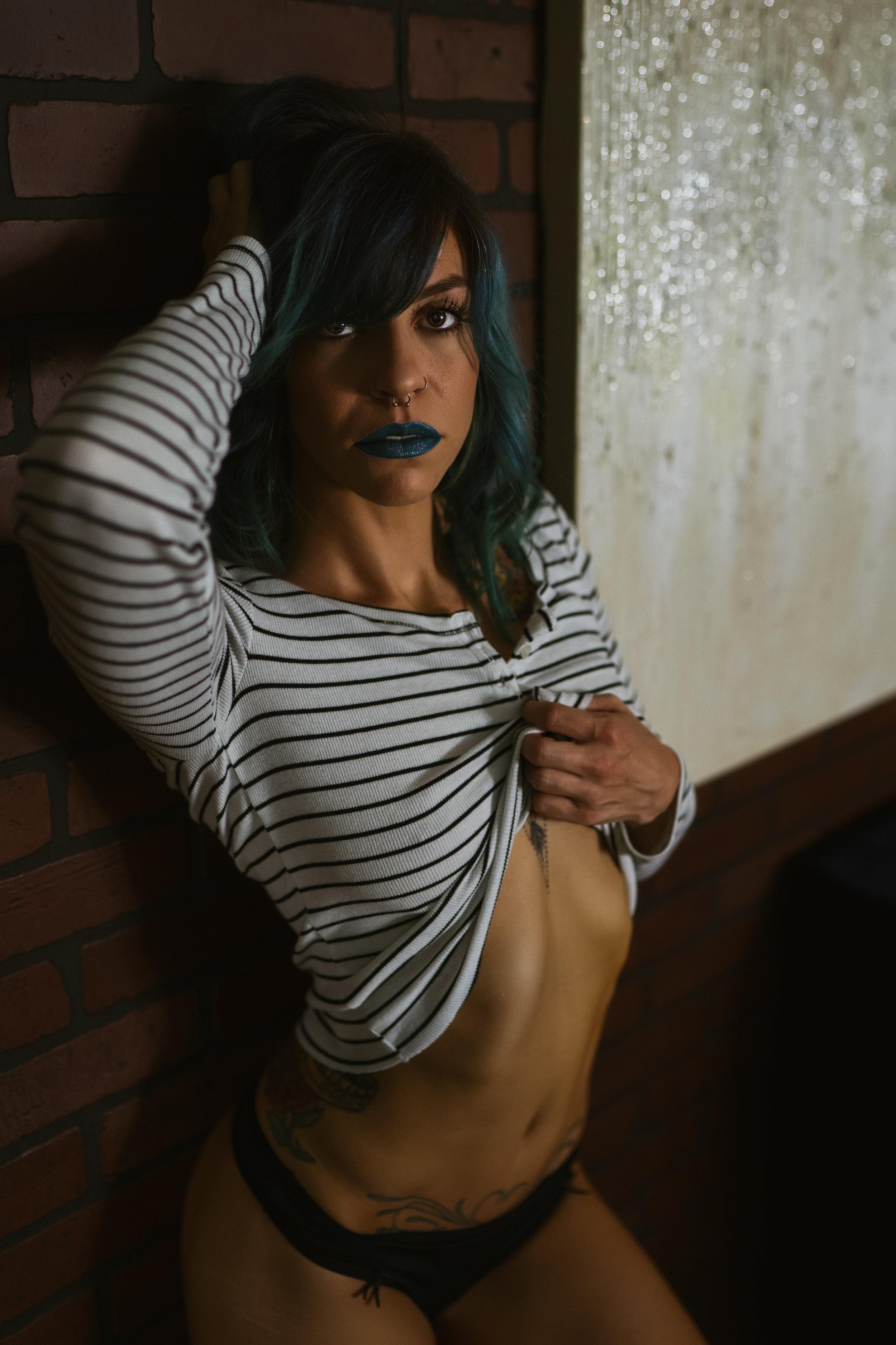 Dallas boudoir photographer