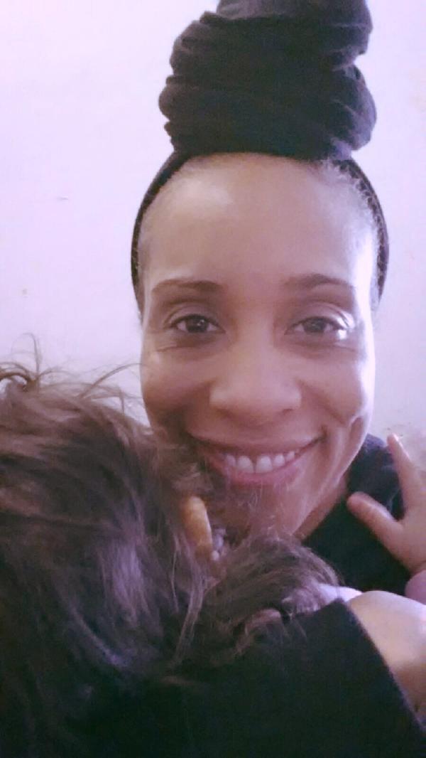 Samantha Brown.    Mom of three kiddos/ Wife/ Actor/ Writer/ Speaker. Follow via Instagram @sambrownsugar