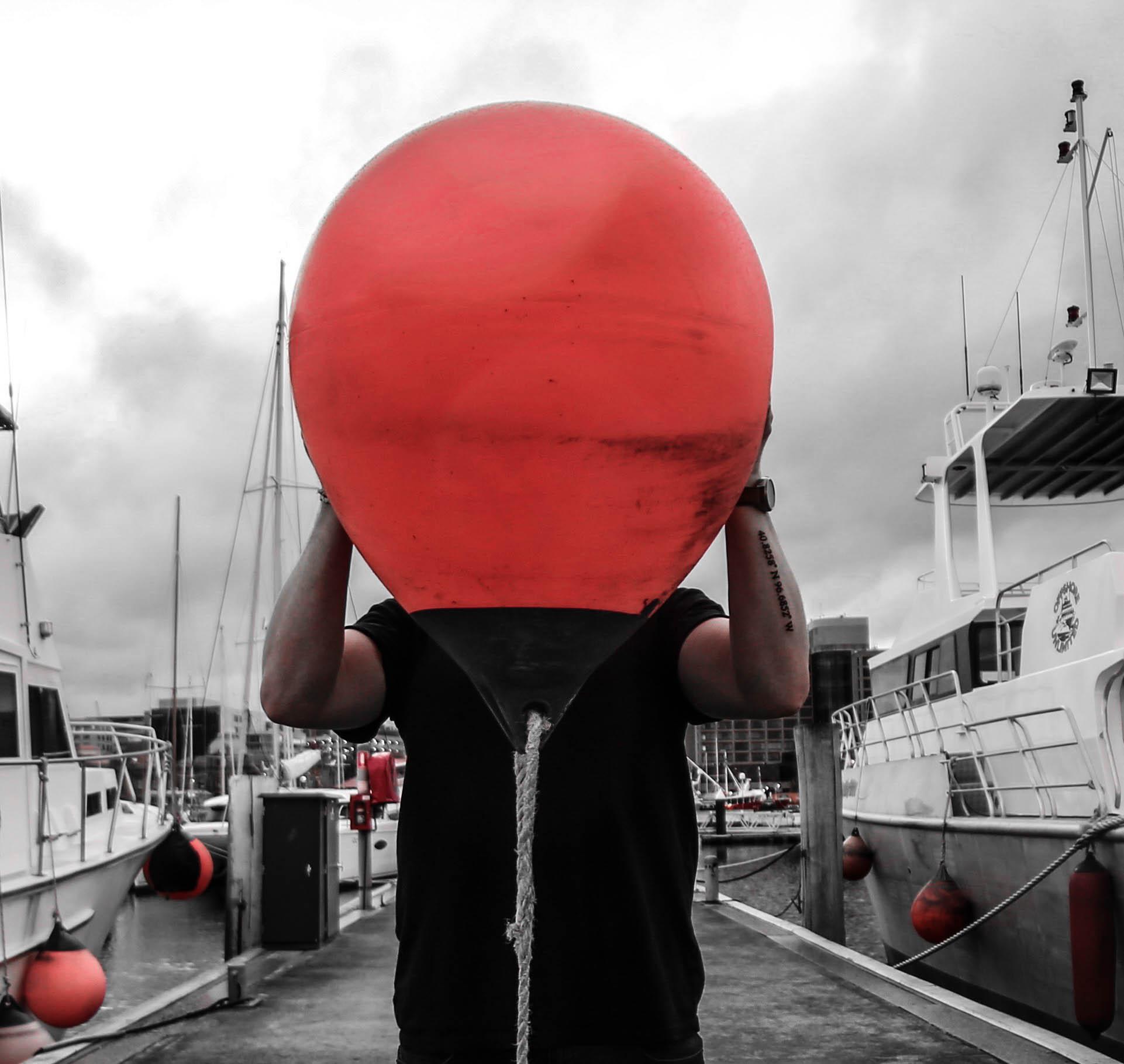 Hobart, Tasmania Boat Harbor 2016