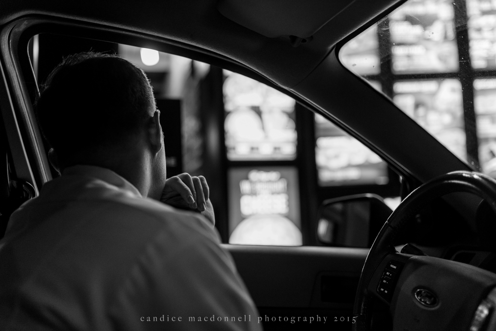 late night drive thru © candice macdonnell 2015