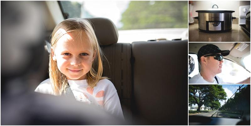 girl in car oahu hawaii real life photography