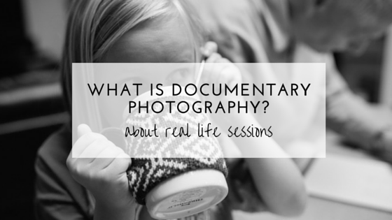 what is documentary photography