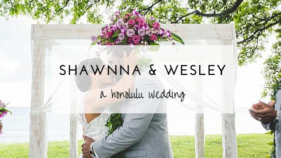 honolulu hawaii wedding photography