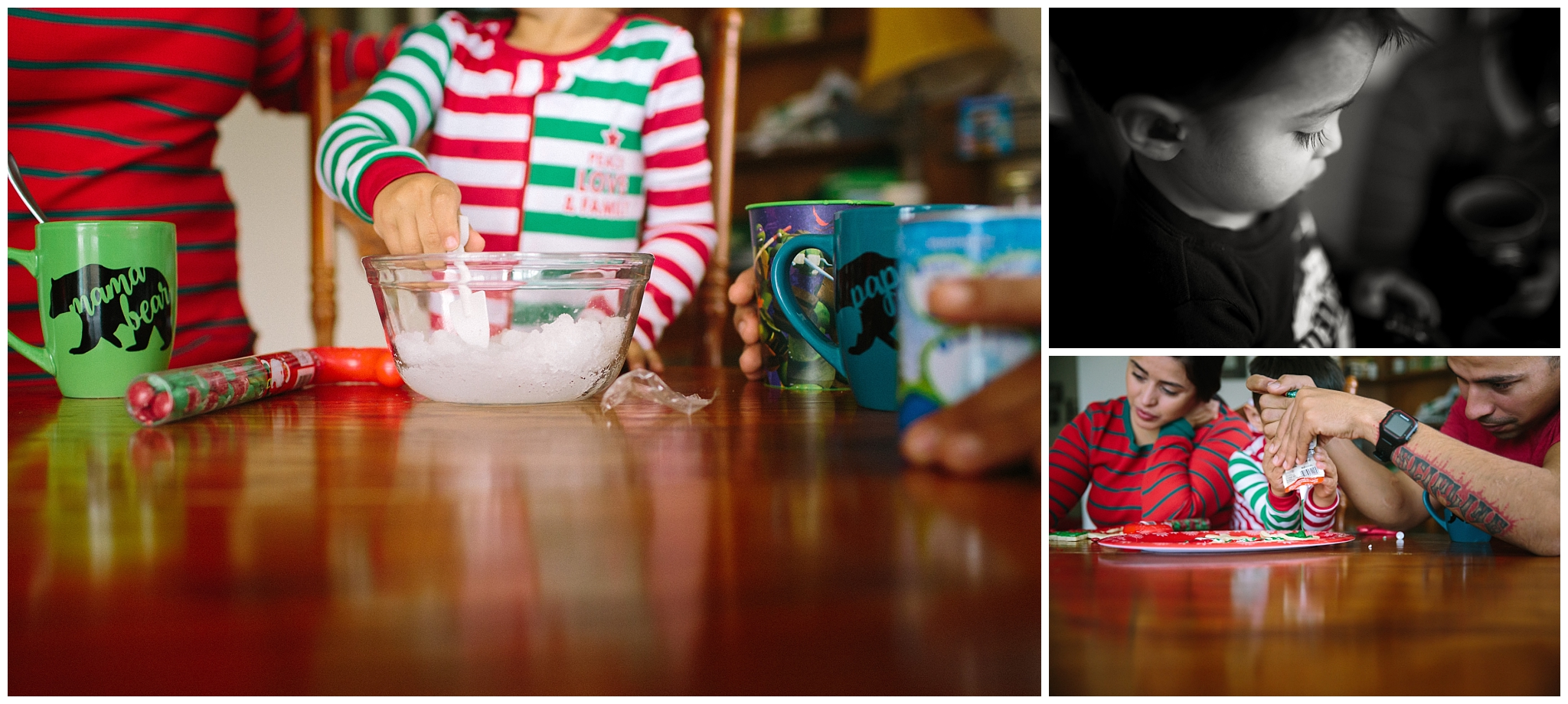 kids playing with christmas gifts fort leonard wood lifestyle photos