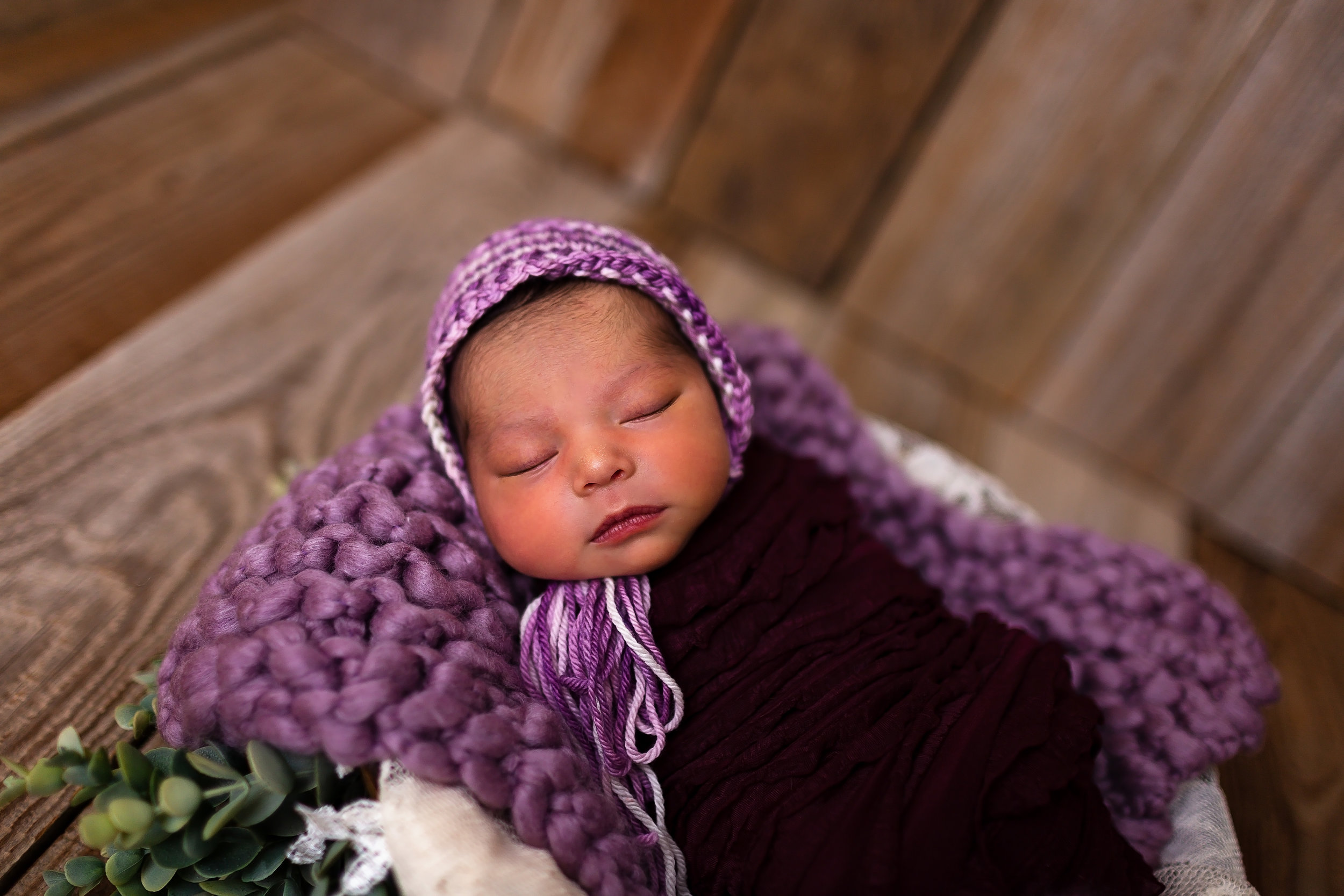 fort leonard wood newborn photographer