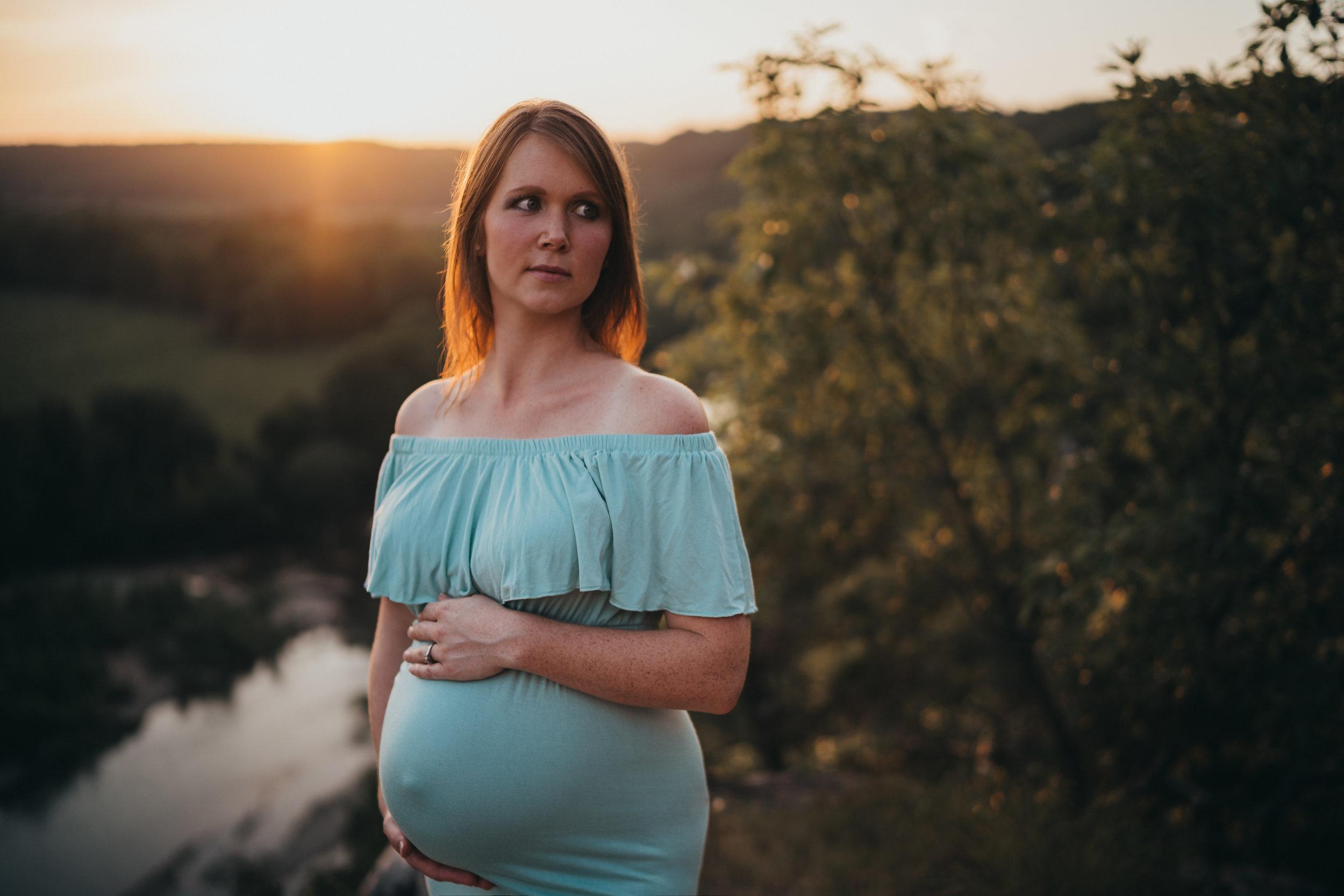 Washington DC birth photography