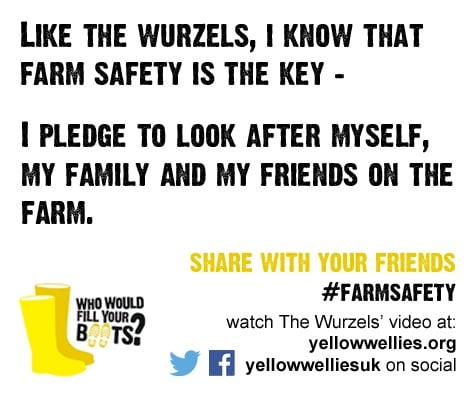 #FarmSafety Pledge