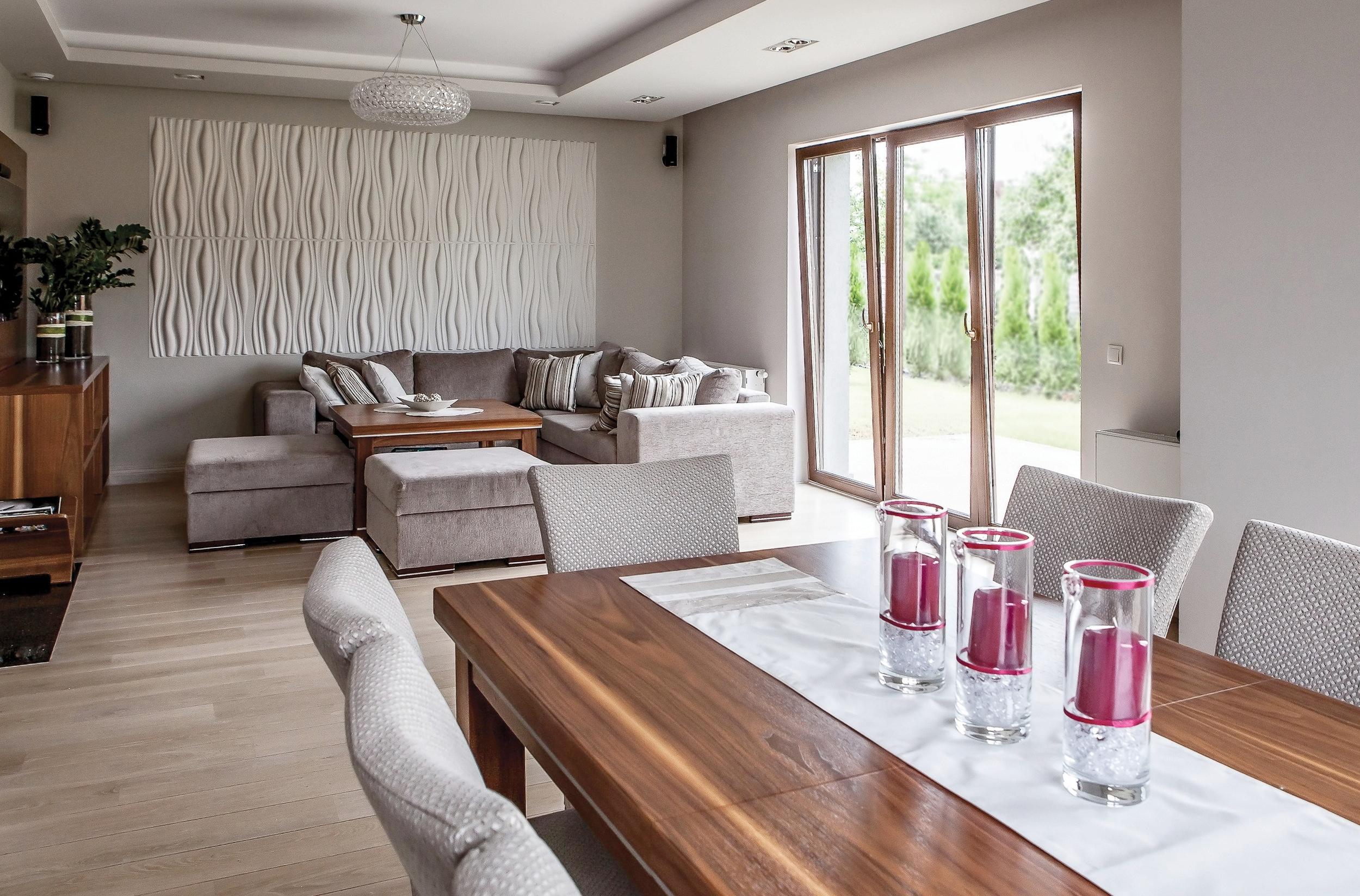 NOWOCZESNA WILLA W SWARZĘDZU - Bardzo luksusowy dom o powierzchni 286m2 w Swarzędzu - Nowej Wsi. Przestronność, wyjątkowa jakość wykończenia i zastosowanie zaawansowanych technologii to niewątpliwe atuty nieruchomości.