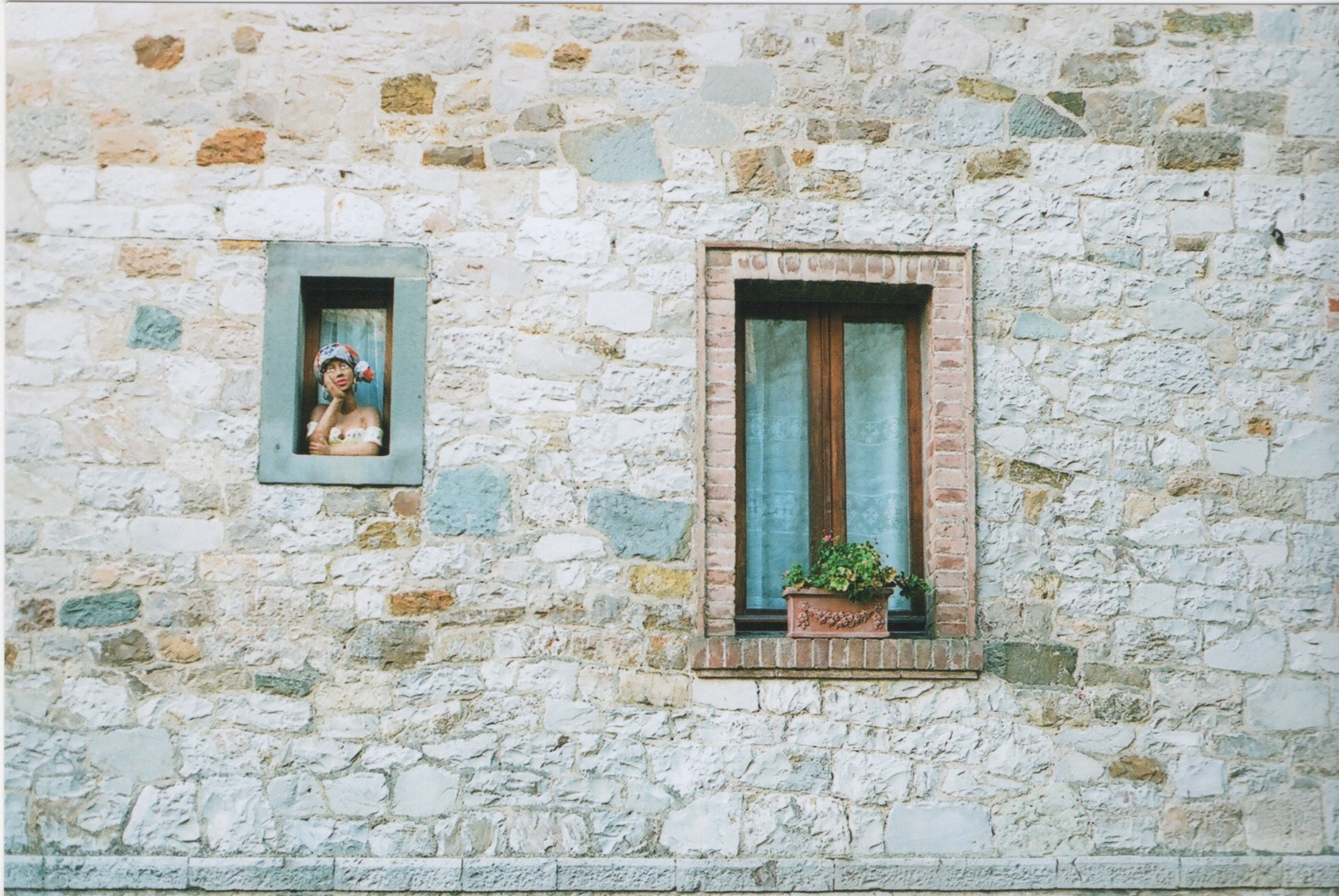 """Waiting,"" Tuscany, 2015"