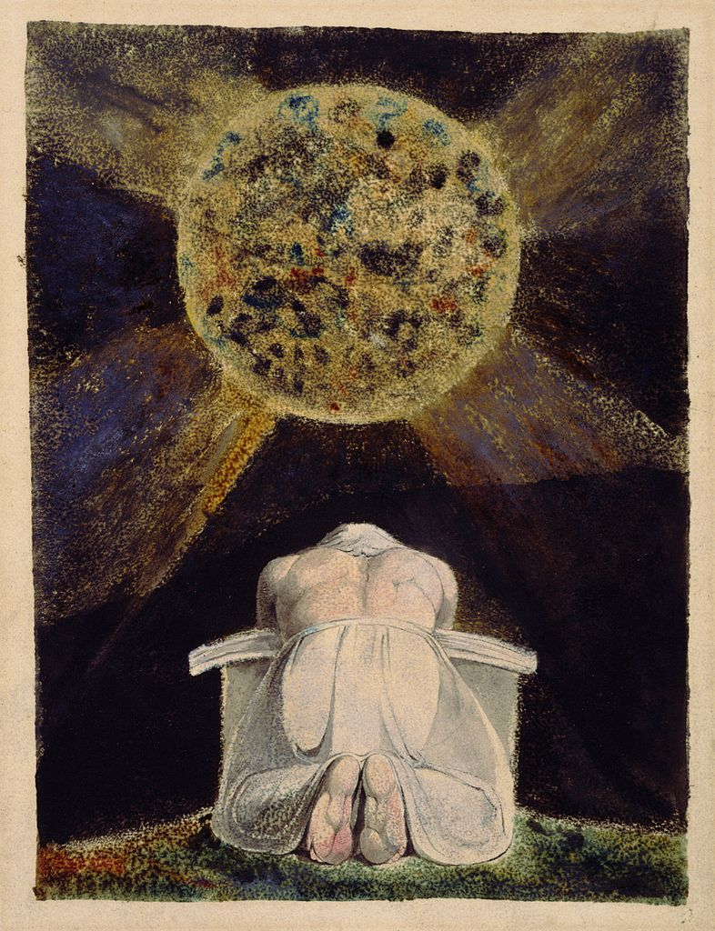 Plate from  The Song of Los  | Printed by William Blake | 1795